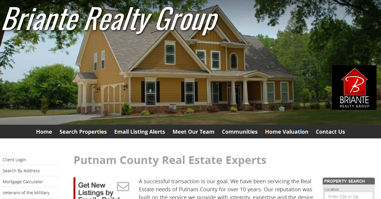 Putnam County, New York Real Estate - About Me - Briante