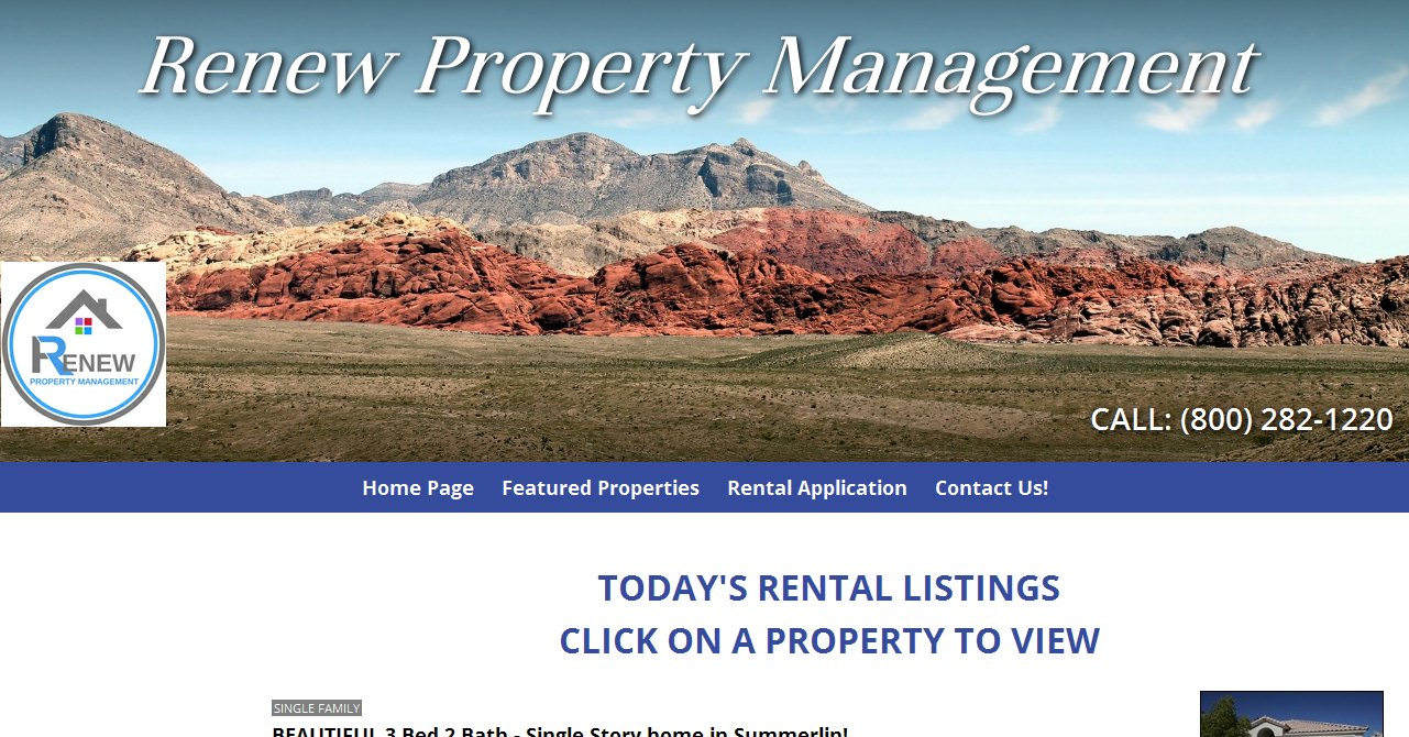 RPM Exclusive: Property Management for Las Vegas, North Las Vegas